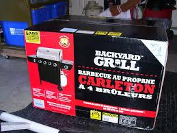new backyard grill carleton 4 burner lp gas grill qualicum nanaimo