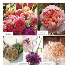 fleur de mariage quelles fleurs choisir en fonction de la saison de mon mariage