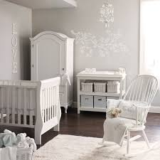 Baby Bedroom Furniture Little White Company U003e Elephant Nursery All Grey And White