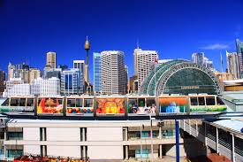 monorail darling harbour sydney wallpapers image library sydney monorail