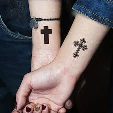 cross wrist tattoos an awesome spiritual touch stunstupefy
