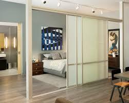 room divider with door sliding unique barn hardware 7 internal