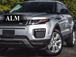 land rover suv sport used land rover range rover evoque at alm gwinnett serving duluth ga