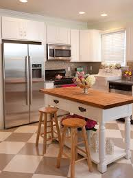 small kitchen island with stove silver island range hood white