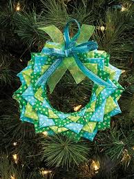 quilted tree tutorial no sew fabric tree