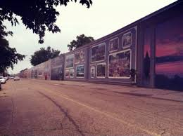 portsmouth ohio flood wall murals home design ideas marathon gas portsmouth ohio portsmouth flood wall murals part 35
