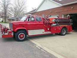 1989 chevrolet kodiak pumper used truck details