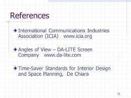 Time Saver Standards For Interior Design 1 The Enhanced Classroom Development Process Standards And