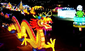 lights festival chicago time lantern light festival in puyallup wa groupon