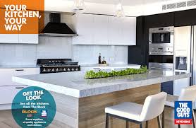 download planning guide the good guys kitchens