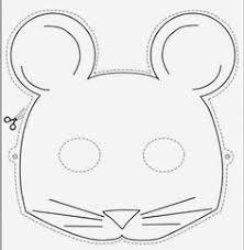 imagenes de ratones faciles para dibujar como hacer una mascara de fomi de raton imagui filcové hračky