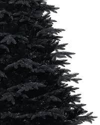 midnight black tree treetopia