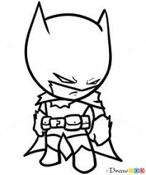 how to draw batman step 12 how to draw things pinterest