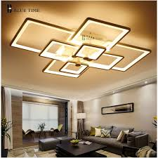 Modern Ceiling Lights Living Room Dimming And Remote Modern Ceiling Lights Led For Living Room