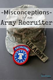 Army Recruiter Resume Military Archives My Southern Mess