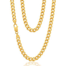 mens gold curb necklace images 9ct gold curb chain 22 inch 25 grams for sale newburysonline jpg