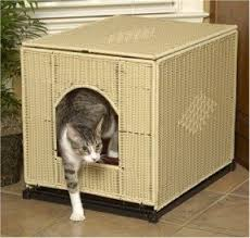 litter box with cover foter