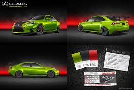 lexus sport design lexus is 250 f sport race star by joshcloud on deviantart