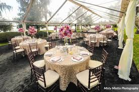 table and chair rentals orlando cypress grove estate house juliana and s vintage