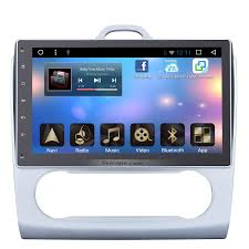 radio for ford focus inch android 6 0 hd touchscreen radio for 2004 2011 ford focus 2