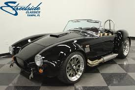 classic ls shelby nc 1965 shelby cobra backdraft 427 streetside classics the nation s