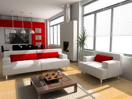 Contemporary Living Room Decorating Ideas Dream House by Red Paint Color Living Room Features Marvelous Tv Wall Units And