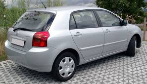 lexus is 200 wagon usata toyota corolla e120 wikipedia