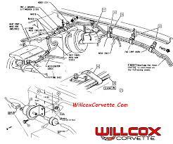 help me untangle this mess of vacuum hoses corvette forum