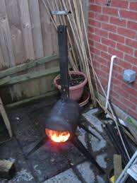 turning a gas bottle into a log burner products of mike u0027s mind