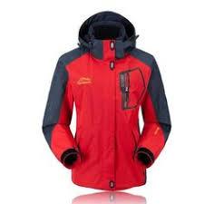 Winter Hiking Men Women Jacket Coats Down Parkas Waterproof