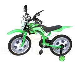 motocross pedal bike childs scrambler moto x style bike bicycle medium 16inch wheels