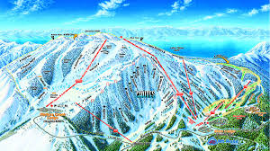 Mt Snow Trail Map Mt Rose Trail Map Skicentral Com