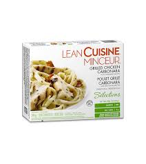 grille cuisine lean cuisine grilled chicken carbonara madewithnestle ca