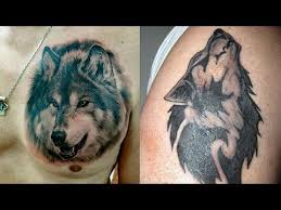 15 best wolf tattoos designs and ideas for 2017 2018 youtube