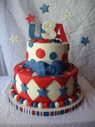 83 best cakes patriotic cakes images on pinterest july 4th 4th