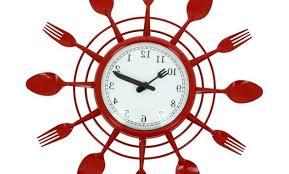 pendule de cuisine moderne décoration horloge cuisine 99 rennes horloge pour cuisine