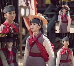 ruler master of the mask kim so hyun disguises herself as a man and lee chae young makes