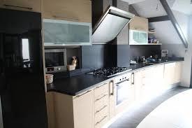 deco pour cuisine grise idee deco pour cuisine blanche deco cuisine noir et blanc 8 couleur