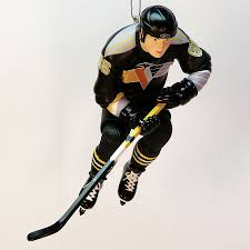 hallmark nhl mario lemieux ornament hockey 2001 pittsburgh