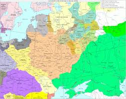 Moscow Russia Map The History Of Russia