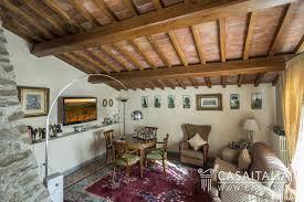 build a pool house farmhouse with olive grove for sale in vinci