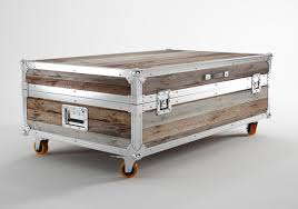trunk style coffee table coffee tables thippo