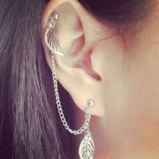 helix earing 32 best helix earring combos images on helix earrings