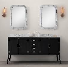 Restoration Hardware Vanity Lights Restoration Hardware Bathroom Vanity Mirrors Bathroom Designs