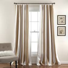 Pinch Pleated Lined Drapes Pinch Pleated Thermal Drapes Wayfair
