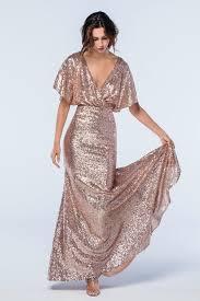watters 2306 elson bridesmaid dress madamebridal com