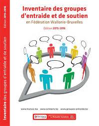 bureau mutualité socialiste inventaire des groupes d entraide et de soutien en fédération