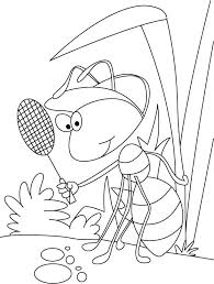 marvel ant man coloring pages ant coloring pages gerin