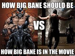 Bane Meme - bane vs bane weknowmemes generator