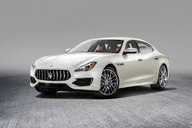 maserati gt matte black 2017 maserati quattroporte receives new nose new packages